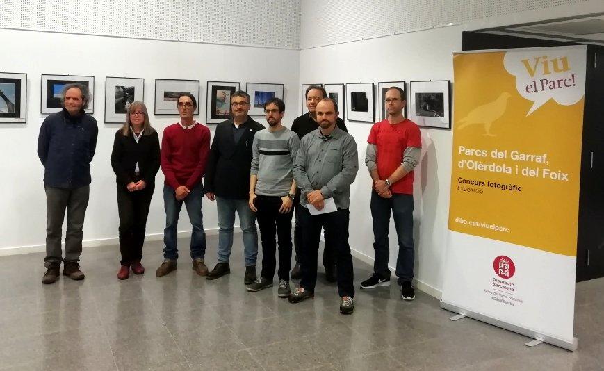 XXIV Concurs de Fotografia dels parcs de Garraf,  d'Olèrdola i del Foix. Programa Viu el Parc 2018.