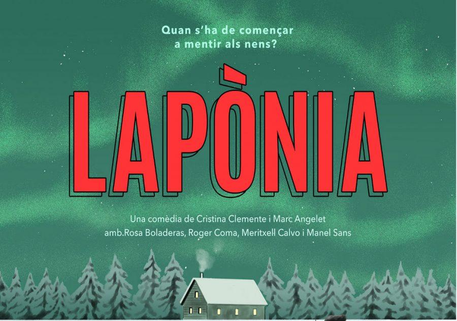 Comencem temporada al Teatre Plaza amb Lapònia!