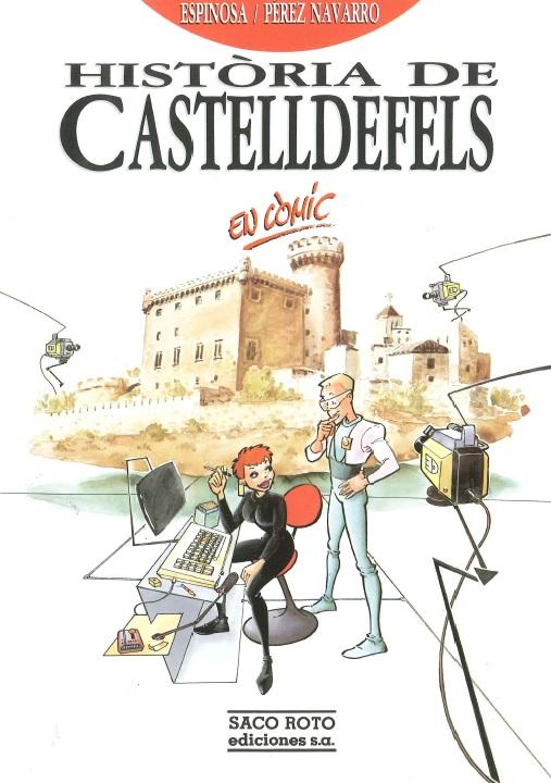 Historia de Castelldefels en Cómic