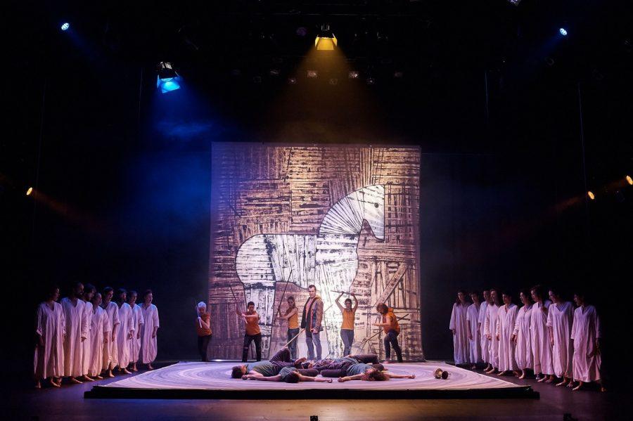 Espectacle Troia