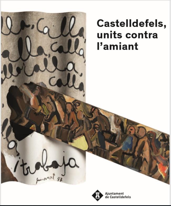 Castelldefels, unidos contra el amianto