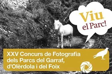 El concurs de fotografia Viu el Parc arriba a la vint-i-cinquena edició