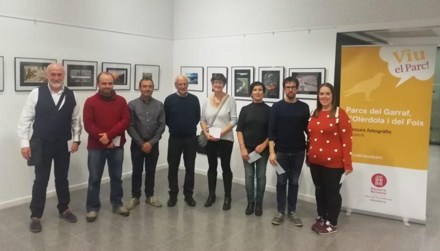 XXV Concurs de fotografia dels Parcs del Garraf, d'Olèrdola i del Foix. Programa Viu el Parc 2019