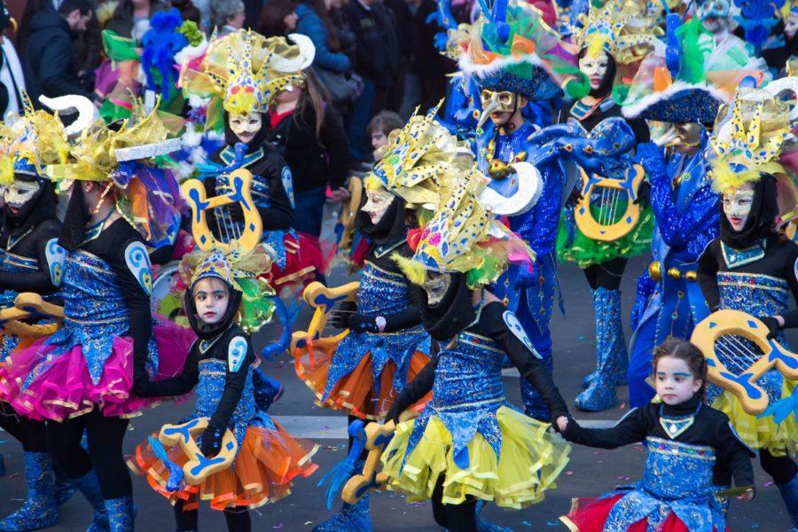 Lunes 20 de enero empiezan las inscripciones en linea al Carnaval 2020 de Castelldefels.