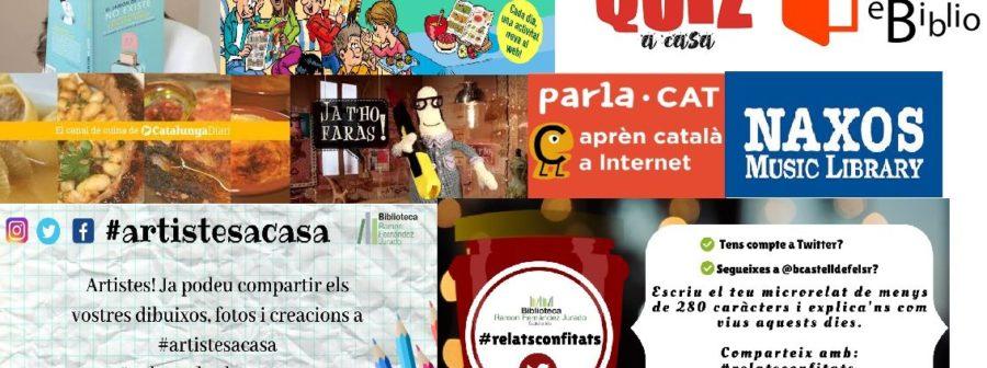 Revista cultural del 30 de març al 05 d'abril