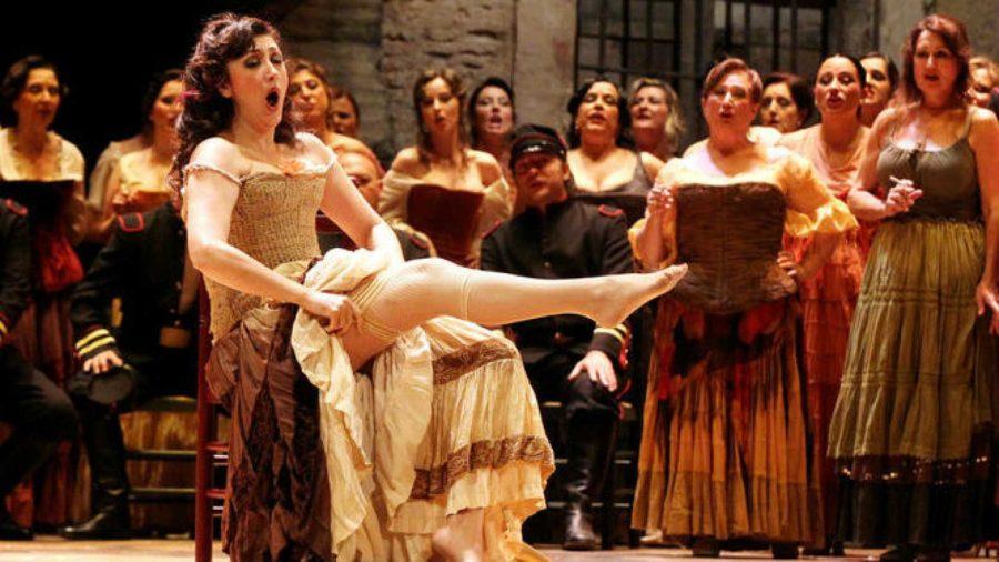 """Dissabte, Liceu a la Fresca confinat, amb la """"Carmen"""" de Bizet produïda per Calixto Bieito"""