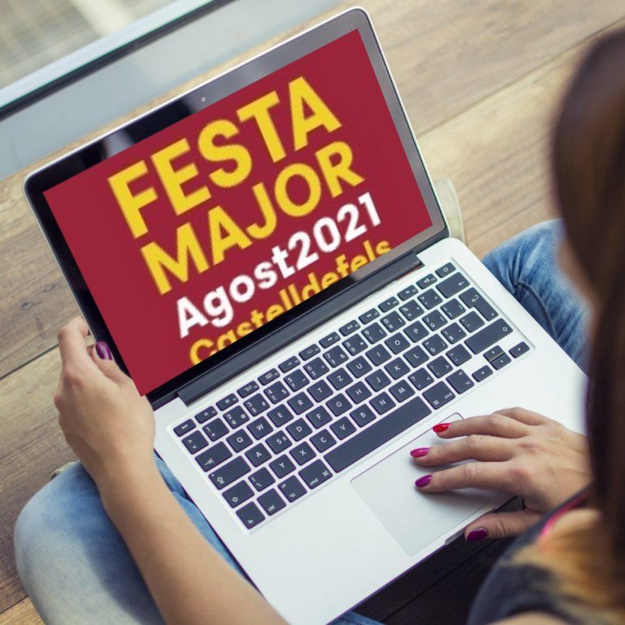 Com reservar entrades de les activitats de la Festa Major d'Estiu 2021
